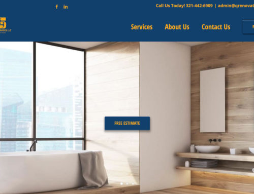 Honored to be a Top Construction Website Design Company in Tampa